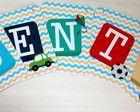 Bandeirolas - Tema Brinquedos