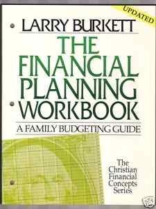 Worksheets Larry Burkett Budget Worksheet financial planning workbook by larry burkett 1990 paperback has the best debts worksheets helped me organize