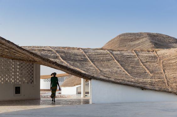 Galeria - Residência do Novo Artista em Senegal / Toshiko Mori - 6
