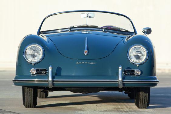 Porsche 356 A 1600 Speedster by Hugh Hamilton © 2011 Courtesy of RM Auctions