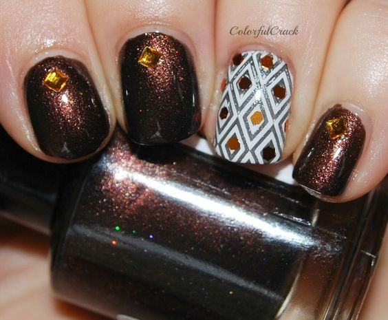 """Life in Color!: I'm """"Bat Crap Crazy"""" about this polish!"""