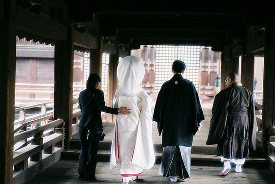 Wedding Photo In Japan