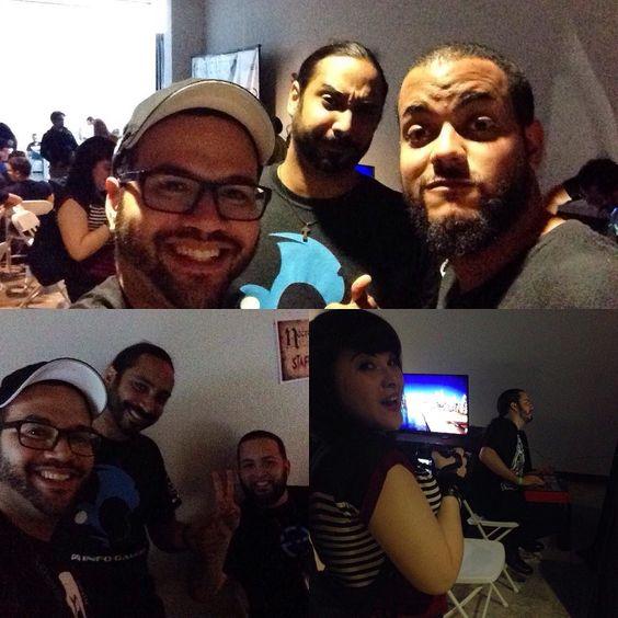 Estuvimos un ratito por #Necromancy #Gaming #Tournament apoyando los eventos que hacen para #gamers en Puerto Rico.