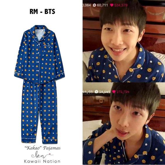 Awe I love his pajamas