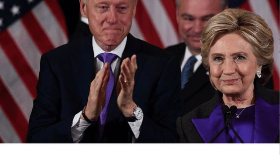 Clintons and Soros Launch 'Purple Revolution' in America