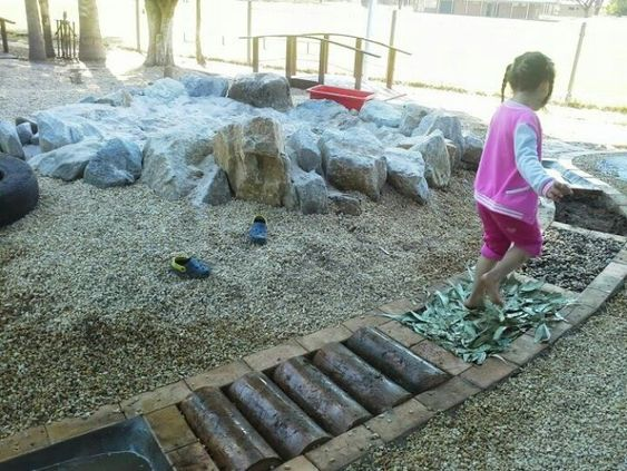 How cool is this sensory path?!!: