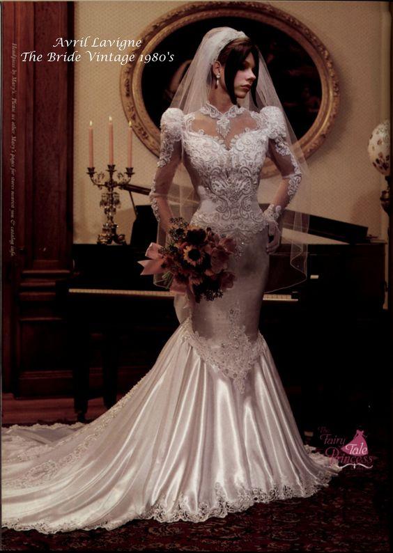Avril Lavigne The Bride And Brides On Pinterest