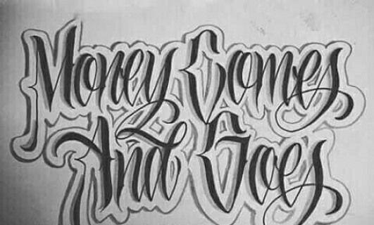 Serio Tattoopattern Gangster Tattoo Pattern Graffiti