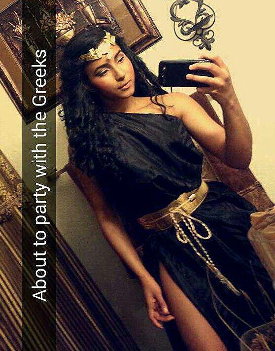 Chiton Wrap Dress off the shoulder Toga greek goddess costume waist belt  diy black and gold  outfit baroque  tiger print  alligator print INSTAGRAM: @sir_aureole_loreal