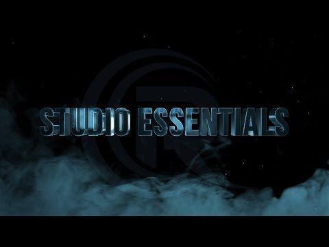 Rampant Studio Essentials v1 - 2K 4K and 5K Stock Footage for Editors