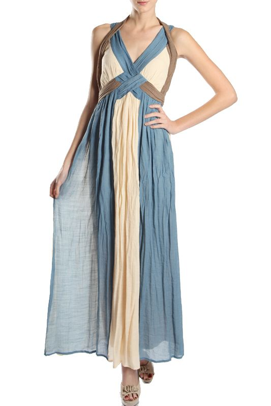 maxi dress 60 inches vs 78