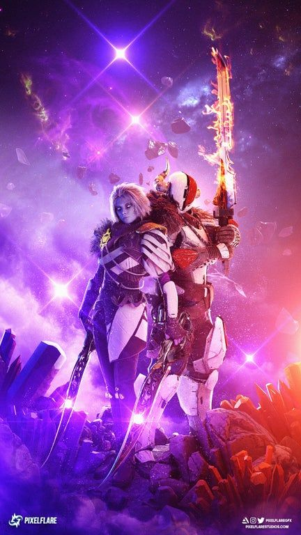 Mara Shaxx On A Date Destiny2 Destiny Game Destiny Backgrounds Destiny Hunter