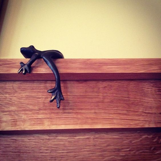 #Frog home accessory (featured in Design Home 2012)