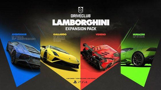 Driverclub: Lamborghini DLC llegara a finales de este mes