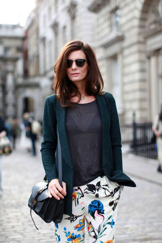Street Style From London Fashion Week, Part One  Hedvig Opshaug, blogger