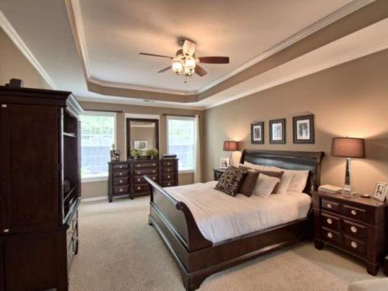 Master Bedroom Master Bedroom Pinterest The White