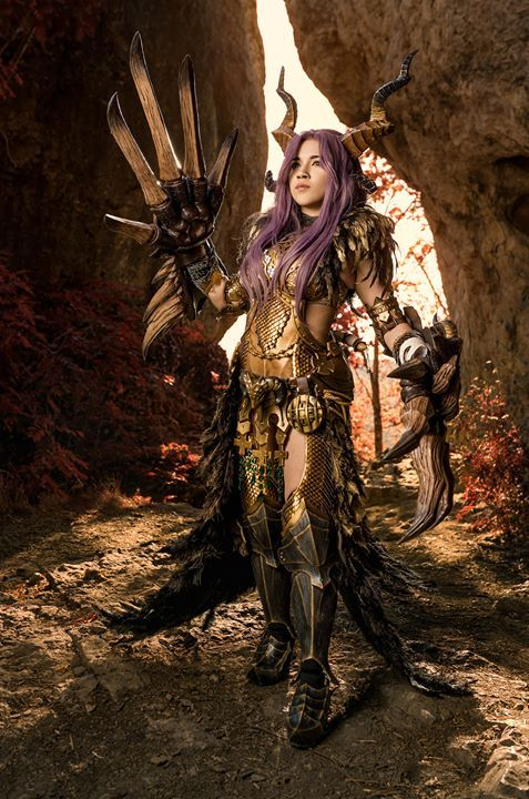 Second Picture Of Kulve Taroth Armor From Our Collaboration With Suiren Cosplay Now You Can See That Gorgeous Armor In Ful Cosplay Armor Cosplay Monster Hunter Kulve taroth armor from monster hunter world 🙂. pinterest