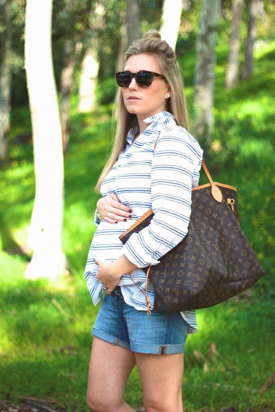 maternity style, summer via neta loves
