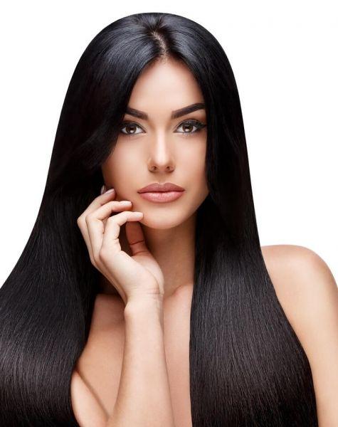 100 Kanekalon Fiber Clip In Hair Extension Remy Human Hair Extensions Clip In Hair Extensions Hair Extensions