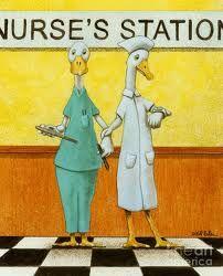 nurse art