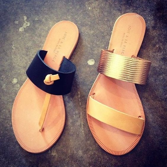 joie-- perfect summer sandals | TALK Shoes
