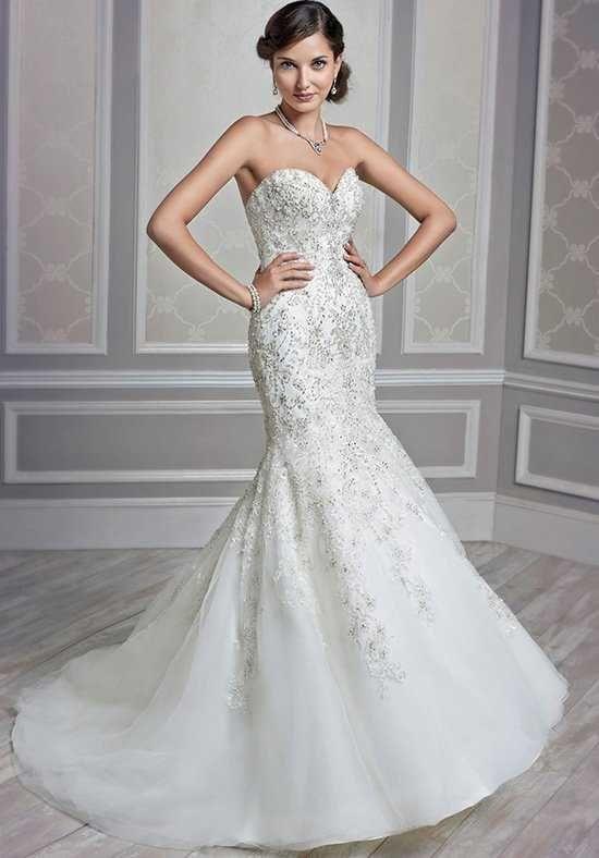 Kenneth Winston 1591 Wedding Dress photo