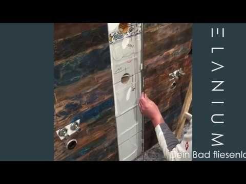 Fugenlose Bader Das Elanium Klick Profil Badezimmer Design Ohne Fliesen Gestalten Youtube Badezimmer Design Renovieren Badezimmer