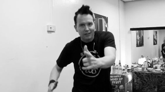 From the archive - behind the scenes at a Blink-182 show http://nmem.ag/I4PtL