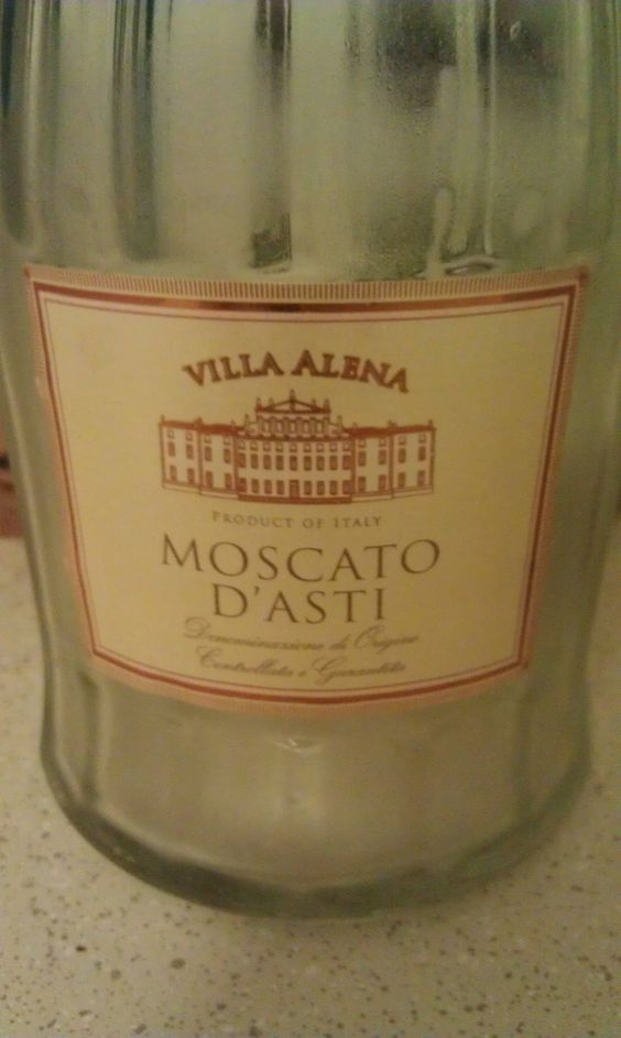 how to make moscato d asti wine