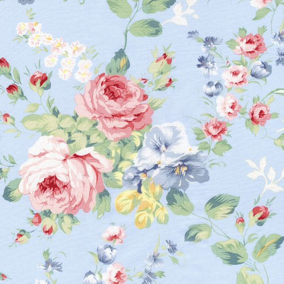 Details about COTTON 100% BED CLOTHES DRESS FABRIC VINTAGE SHABBY ...