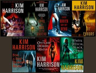 """""""The Hollows Series..."""" by Kim Harrison"""