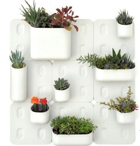 jardines verticales | Decorar Jardines