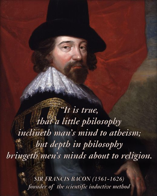 the philosophy of francis bacon Bacon, half-baked by ben davis why philosopher gilles deleuze's book on  francis bacon is so much tamer than francis bacon's work itself.