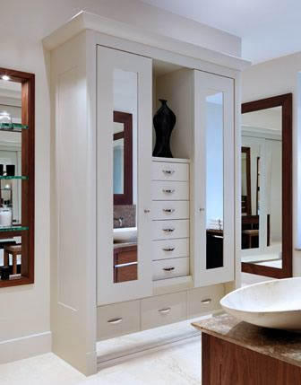 Dressing room ideas for en suite bathroom home ideas for Closet bathroom suites