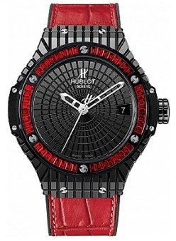 Hublot Big Bang Tutti Frutti Red Caviar