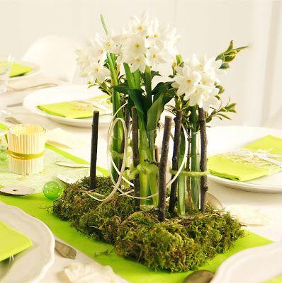 ma boutique d co table d coration de table printemps. Black Bedroom Furniture Sets. Home Design Ideas