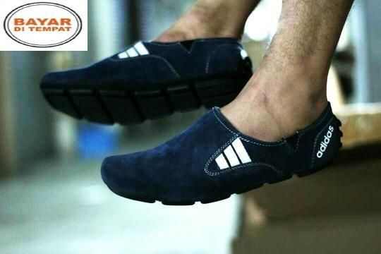 Dvn Sepatu Casual Pria Slip On Loafers Terlaris Dan Termurah