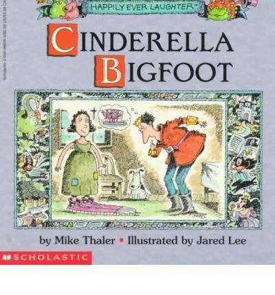 A retelling of the classic Cinderella tale, in which her feet are a size 87, and she can't go to the royal ball because she is a safety hazard