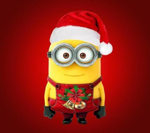 Immagini Minions Natale.80 Stati Di Buon Natale 80 Immagini Natalizie Per Bambini