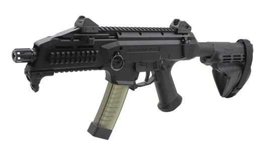 Cz Scorpion Evo 3 S1 9mm My First Choice For Sbr Cz