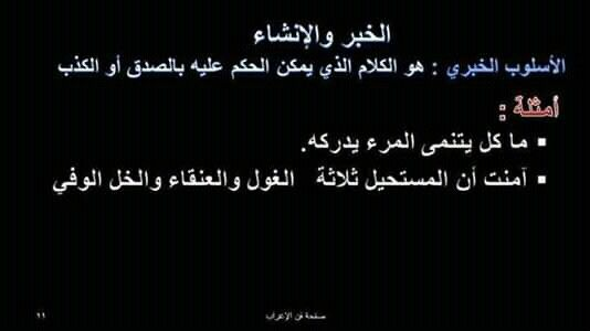 Pin By سنا الحمداني On علم النحو Math Arabic Calligraphy