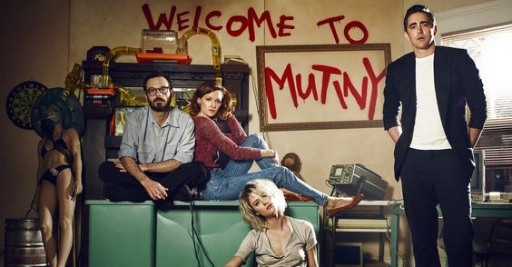 A new image from 'Halt and Catch Fire' Season 2 teases chaos.