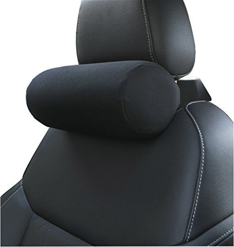 memory foam car neck pillow with