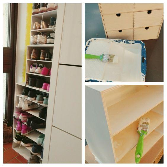 Pinterestu0027te 25u0027den fazla en iyi Ikea schubladenbox fikri Ikea - apothekerschrank küche ikea