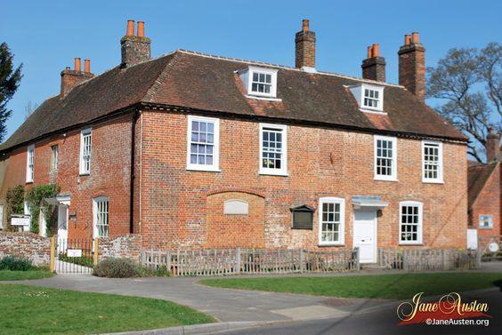 Jane Austen Museum -Jane Austen's home    Nice!