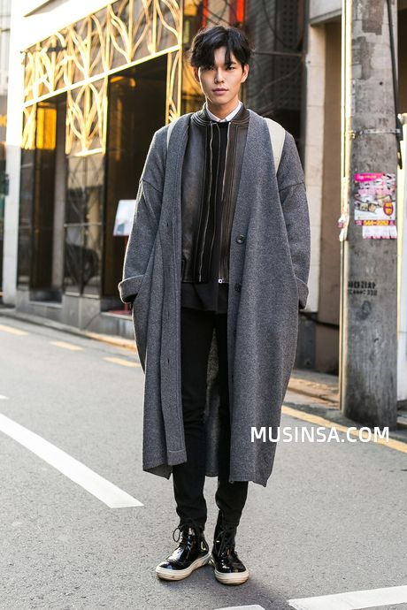 Men 39 S Street Fashion Korean Men And Street Fashion On