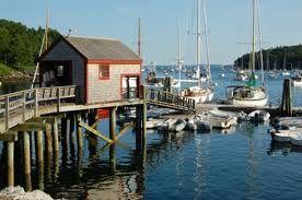 Summer on the coast of Maine. ♥