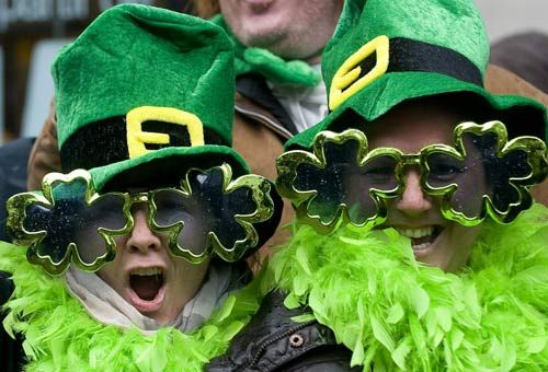 St Patrick's Festival, Ireland