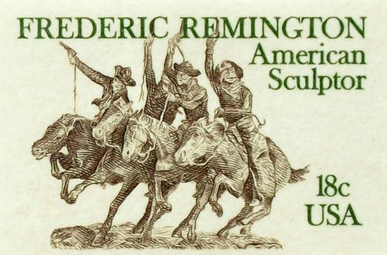 The Frederic Remington