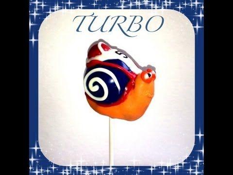 How to make a Turbo Cake Pop